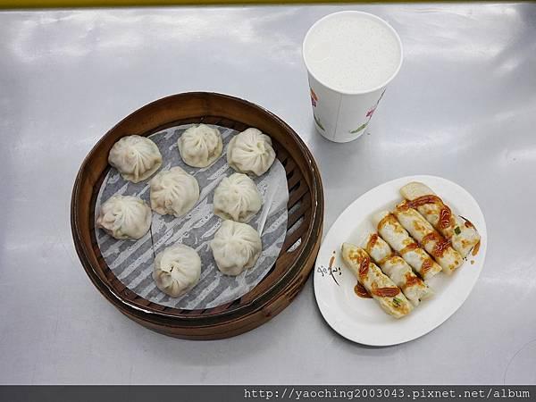 1468168137 1734054585 n - 台中西屯 永和四海豆漿,手工小籠包蔥花香肉札實,內用飲品可續杯,漢口國中斜對面
