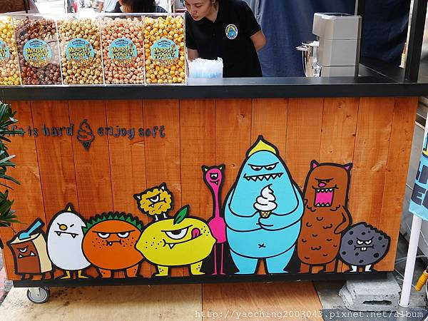 1499007037 1975466078 n - 台中北區 sweet monster甜心怪獸,來自韓國釜山的怪獸7/1起試營運開始攻擊一中商圈,7/14~16第二份半價,近一中麥當勞、小三美日