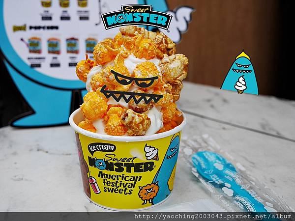 1499007070 3562552763 n - 台中北區 sweet monster甜心怪獸,來自韓國釜山的怪獸7/1起試營運開始攻擊一中商圈,7/14~16第二份半價,近一中麥當勞、小三美日