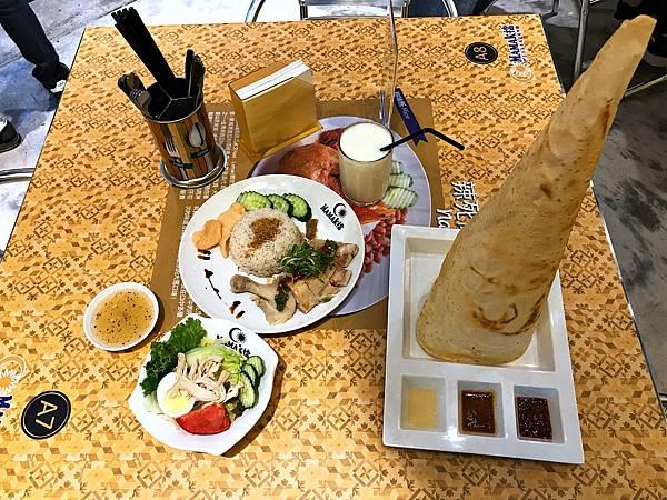 1499696716 4003156589 n - 台中西區 Mamak檔 馬來西亞料理,平價美味的南洋風味飄進勤美商圈,招牌塔餅高聳吸睛,近勤美商圈、廣三SOGO