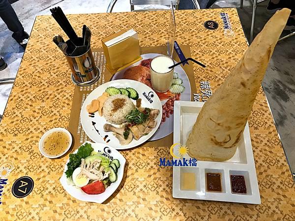 1499696720 3870591270 n - 台中西區 Mamak檔 馬來西亞料理,平價美味的南洋風味飄進勤美商圈,招牌塔餅高聳吸睛,近勤美商圈、廣三SOGO