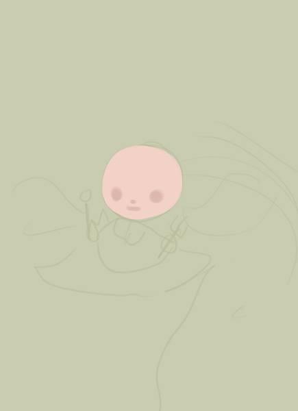 2011-08-12 小精靈01頭.jpg
