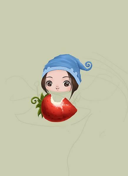 2011-08-12 小精靈26草莓7.jpg