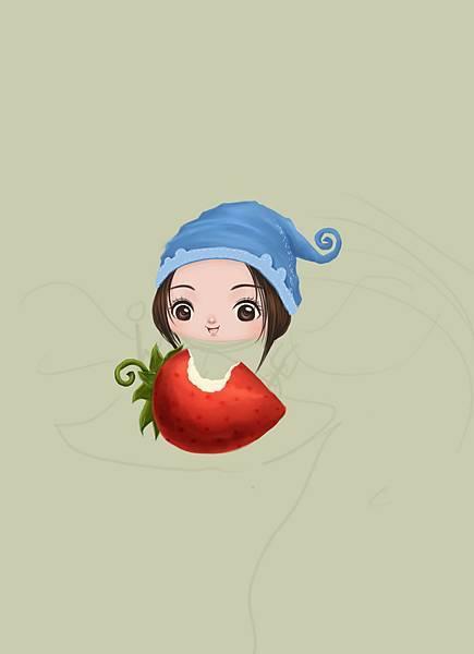 2011-08-12 小精靈25草莓6.jpg