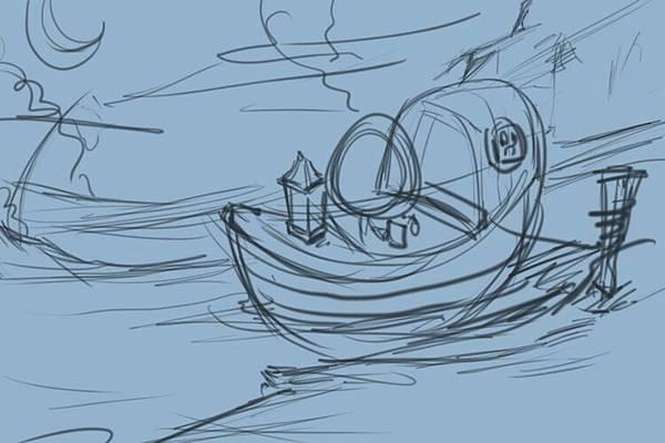 2011-04-23 乘船的小孩02相乘填上藍色.jpg