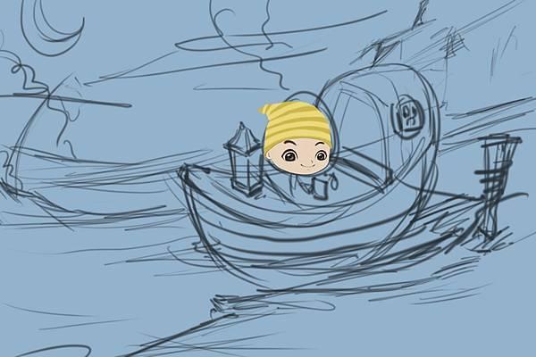 2011-04-23 乘船的小孩08帽子.jpg