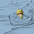 2011-04-23 乘船的小孩13書.jpg