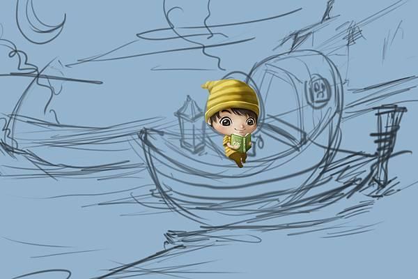 2011-04-23 乘船的小孩18身體陰影.jpg