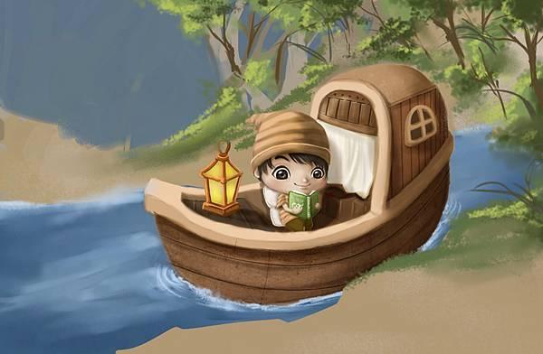 2011-04-23 乘船的小孩32草葉.jpg