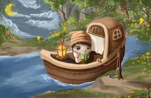 2011-04-23 乘船的小孩37花.jpg