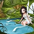 2013-01-09 森林&妖精21