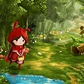 小紅帽與大野狼2014