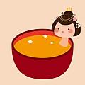 illustrator 教學 «2016年01月» 日式料理11-頭飾3.jpg