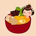 illustrator 教學 «2016年01月» 日式料理17-叉燒肉.jpg