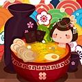 illustrator 教學 «2016年01月» 日式料理30-背景-浪花.jpg