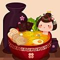 illustrator 教學 «2016年01月» 日式料理27-筷子-桌子.jpg