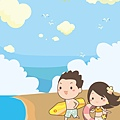 《YaoWork》《illustrator》海灘-20-太陽.jpg