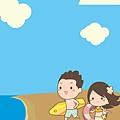《YaoWork》《illustrator》海灘-17-雲.jpg