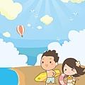 《YaoWork》《illustrator》海灘-22-熱氣球.jpg