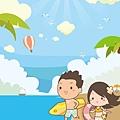 《YaoWork》《illustrator》海灘-28-沙灘椅.jpg