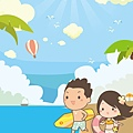 《YaoWork》《illustrator》海灘-27-遮陽傘.jpg