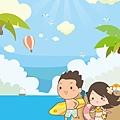 《YaoWork》《illustrator》海灘-29-遊客.jpg