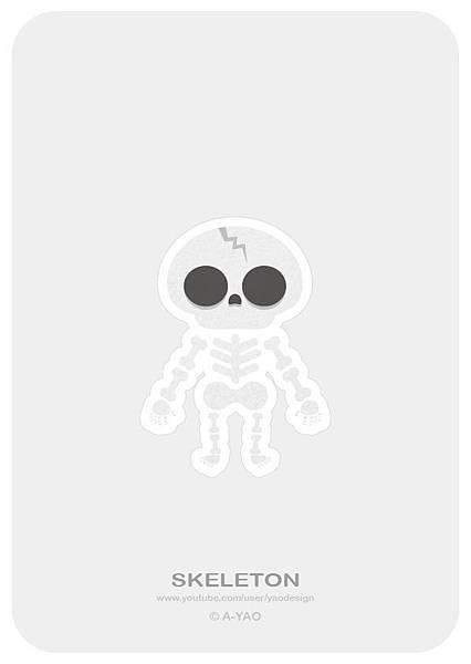 2018-10-03 HalloWeen-骷髏人.jpg