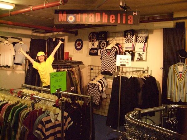 多倫多某MODS服飾專賣店