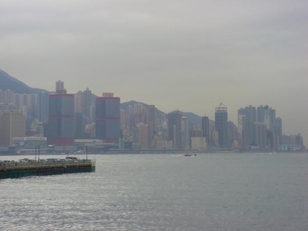 姦殺嘴 海港城旁的風景