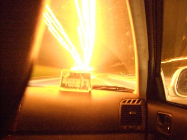 司機的駕駛證發飆了!!!!!!!!!