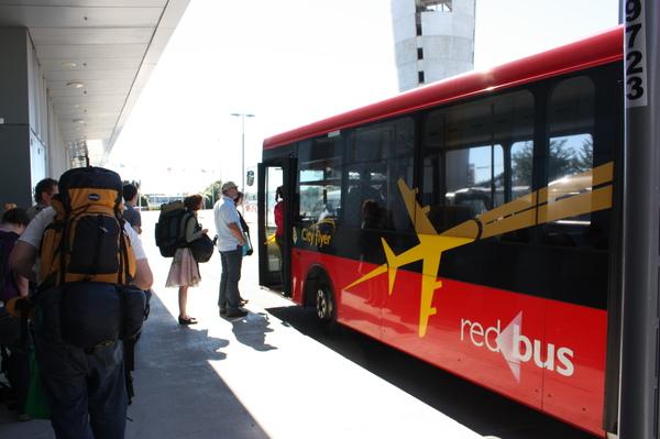 在紐西蘭的第一個交通工具..