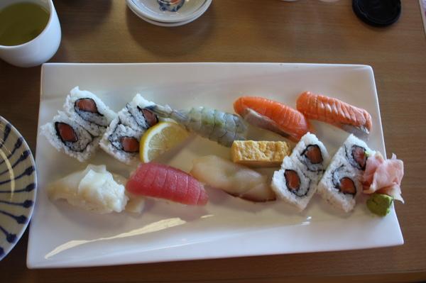 握壽司套餐