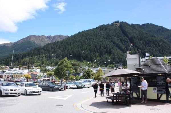 皇后鎮是紐西蘭南島第二個大城市,也是很熱愛戶外活動的城市