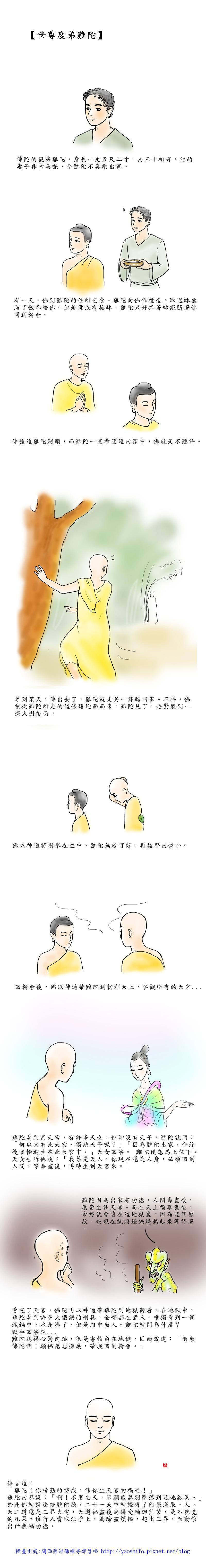 漫畫世尊度弟難陀.JPG