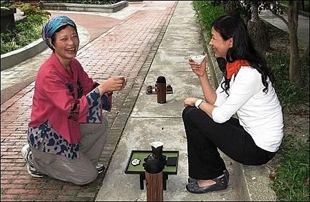 茶香人影 1.