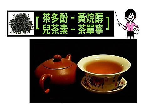 2茶知識 - 兒茶素