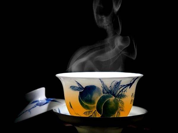茶知識-茶香