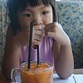 小山東嘗鮮,現在泰式奶茶free