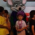壽星和老鼠合照
