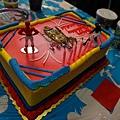 很男生版的生日蛋糕