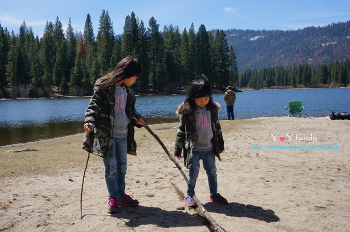 第二站:湖邊釣魚