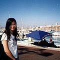 法國南部第一大城:馬賽漁港