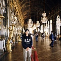 金碧輝煌的凡爾賽宮
