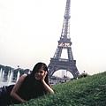 【巴黎鐵塔】距離西元2000年,倒數111天