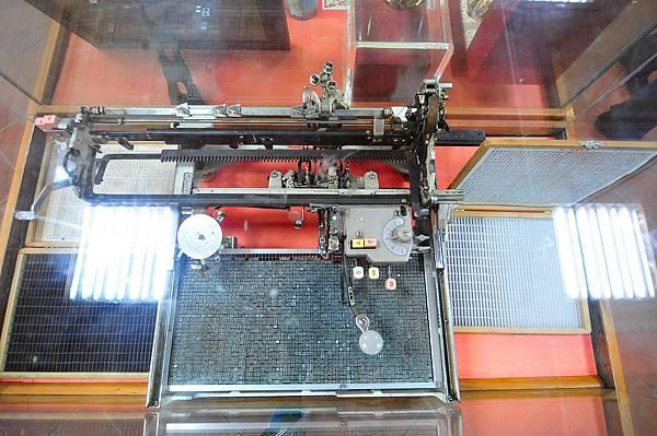 活版印刷機嗎~