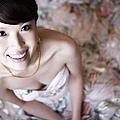 [Shannon鮮奶的婚宴攝影作品]。新娘秘書清透妝感♥