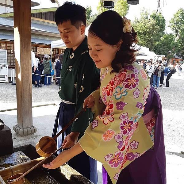 京都 東本願寺、八阪神社