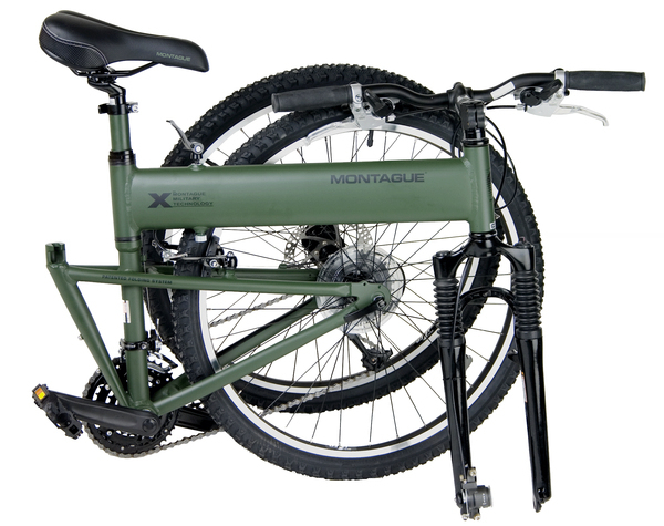 PARATROOPER 24-SPEED MTB