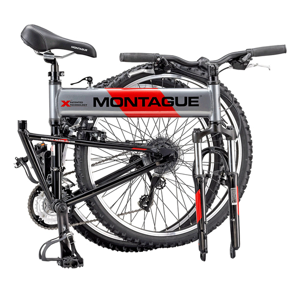 MontagueBike-MX 24-SPEED MTB