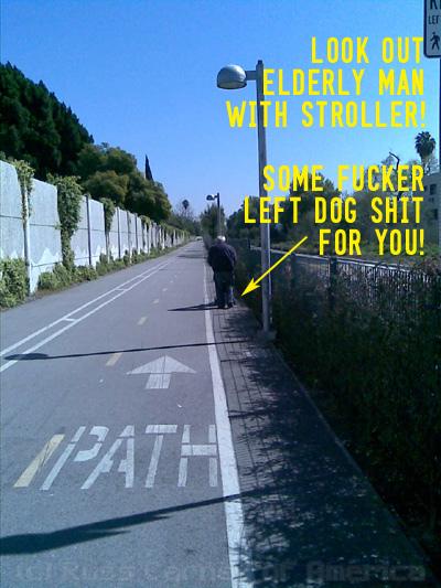 單車道面臨的問題